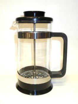 3 Cup PYREX Black Plastic French Coffee/Tea Press