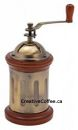 Vintage Pewter Coffee Grinder - TODAY'S HOT DEAL