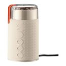 Bodum Bistro White Blade Small Coffee Grinder HOT DEAL