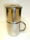 Double Wall Stainless 1 Cup Coffee Maker - HOT DEAL