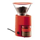 Bodum Bistro Burr Electric Coffee Grinder Red HOT DEAL