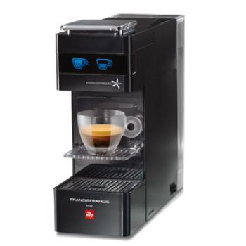 illy FrancisFrancis IperEspresso Black Y3 Machine - Creative Coffee