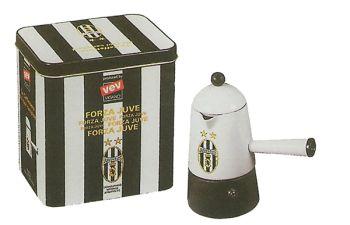 VEV Vigano Juventus 2 Cups Coffee Maker