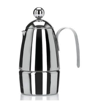 Stella Gilda 10 Cups - 530ml Coffee Maker