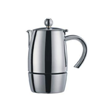Cuisinox Liberta Polished 3 Cup Espresso CoffeeMaker