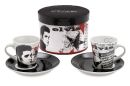 Elvis 3oz Espresso Cups - Set of 2