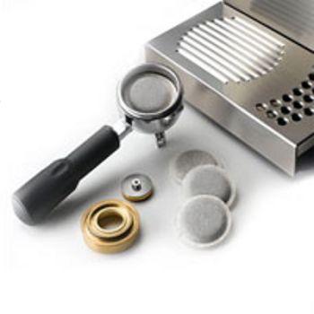 Rancilio Silvia Pod Adapter Kit Set