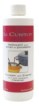 Le Cuistot Enamel Cast Iron Cleaner