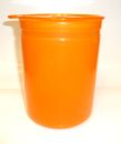 Juypal Solid Orange 45oz Coffee Storage Jar