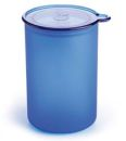 Juypal Solid Blue 60oz Coffee Storage Jar