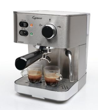 Capresso ECPRO Coffee Machine