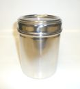 Stainless Steel 18oz Meduim Coffee Storage Jar