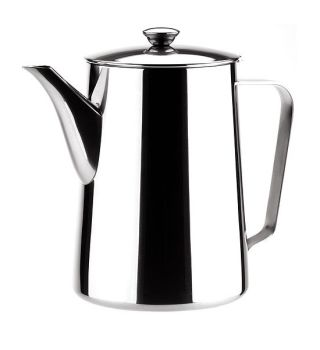 Lacor 56 oz - 1.5 Lts Stainless Coffee Pot - TODAY'S HOT DEAL