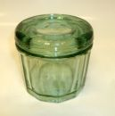 Thick Glass 500ml Sugar Bowl / Salt box