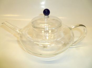 Mistea 600ml Glass Tea Pot with Filter - HOT DEAL