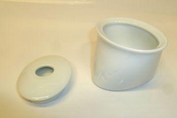 Mongatina OLA 0.25 lts Fine Porcelain Sugar Bowl