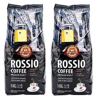 Rossio Meduim Roast Coffee Beans 4.4 lbs (2000g) HOT DEAL