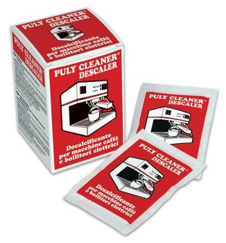 Puly Caff 30g Cleaner Descaler Pack of 10