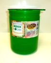 Juypal Solid Green 45oz Coffee Storage Jar