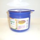 Juypal Solid Blue 35oz Coffee Storage Jar