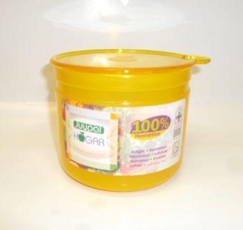 Juypal Solid Yellow 35oz Coffee Storage Jar