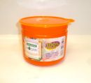 Juypal Solid Orange 35oz Coffee Storage Jar