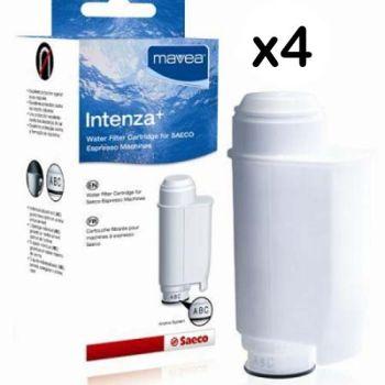 Philips Saeco Brita Intenza Filter - Set of 4