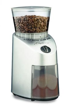Capresso Infinity Concial Burr Grinder Stainless