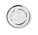 Bialetti 10 Cups Stainless Steel Disk Filter