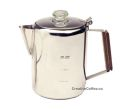 Percolator 9 Cups Stainless Steel Coffee Pot
