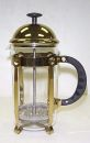 8 Cup PYREX Classic Gold French Press Coffee/Tea Maker