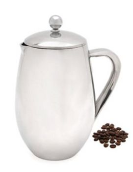 Stainless Steel 8 Cups Plunger Press Coffee/Tea Maker