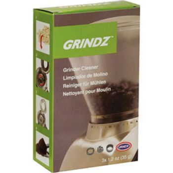 Urnex 3.6oz (35g) Grindz Coffee Grinder Cleaner Pack of 3