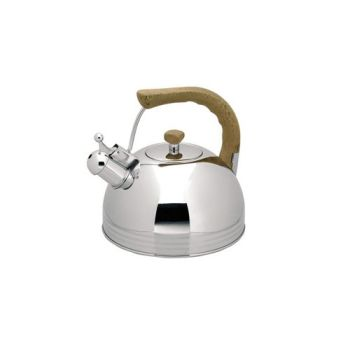 2 Lts - 2.3 Qrt Stainless Steel Whistling Kettle