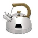 4 Lts - 4.3 Qrt Stainless Steel Whistling Kettle