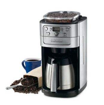 Cuisinart Automatic Burr Grinder Thermal 12 Cup Coffeemaker