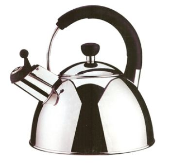 Strauss 2.5 Lts Shinny Stainless Kettle