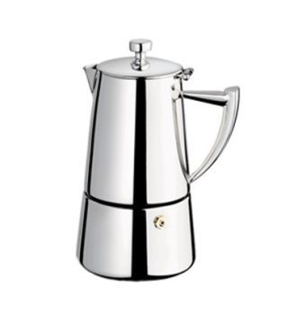 Cuisinox Roma 4 Cup Espresso Coffee Maker