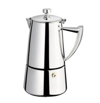 Cuisinox Roma 10 Cup Espresso Coffee Maker