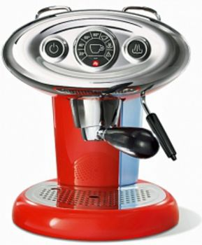 illy FrancisFrancis Red IperEspresso X7.1