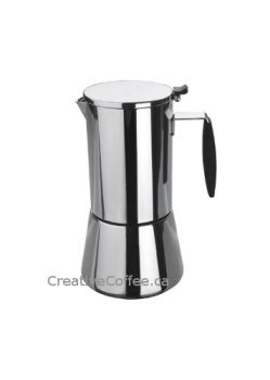 Lacor 4 Cups Keita StoveTop Coffee Maker HOT DEAL