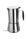 Lacor 6 Cups Keita StoveTop Stove Top Espresso Maker - FLOOR MODEL
