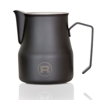 Rocket 500ml Black Teflon Milk Jug