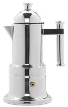 VEV Vigano Kontessa Tubo 12 Cups Espresso Maker