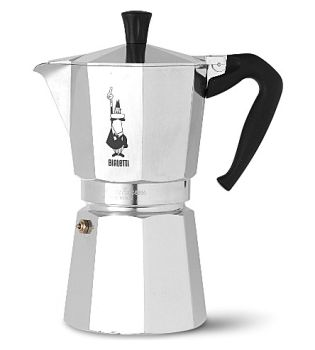 Bialetti 9 Cups - 550ml Moka Espresso Maker