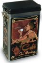 "Decorative ""LE MEILLEUR AU MONDE"" Storage Tin Can 500 grams"