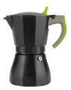Ibili 9 Cups - 550ml Laroma Green Espresso Maker HOT DEAL