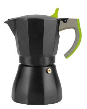 Ibili 9 Cups - 550ml Laroma Green Espresso Maker HOT DEAL