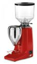 Quamar M80E Red Coffee Burr Grinder