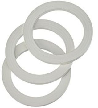 4 cups Replacement  Gaskets for STELLA Coffee Makers Set of 3